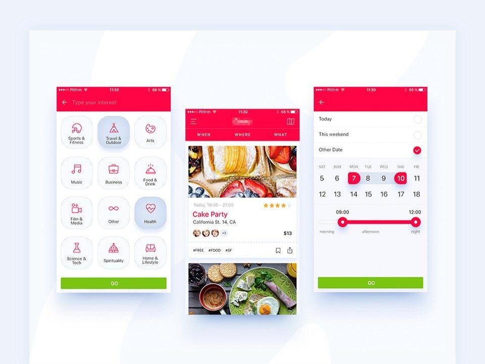 Opciones de personalización en diseño UX