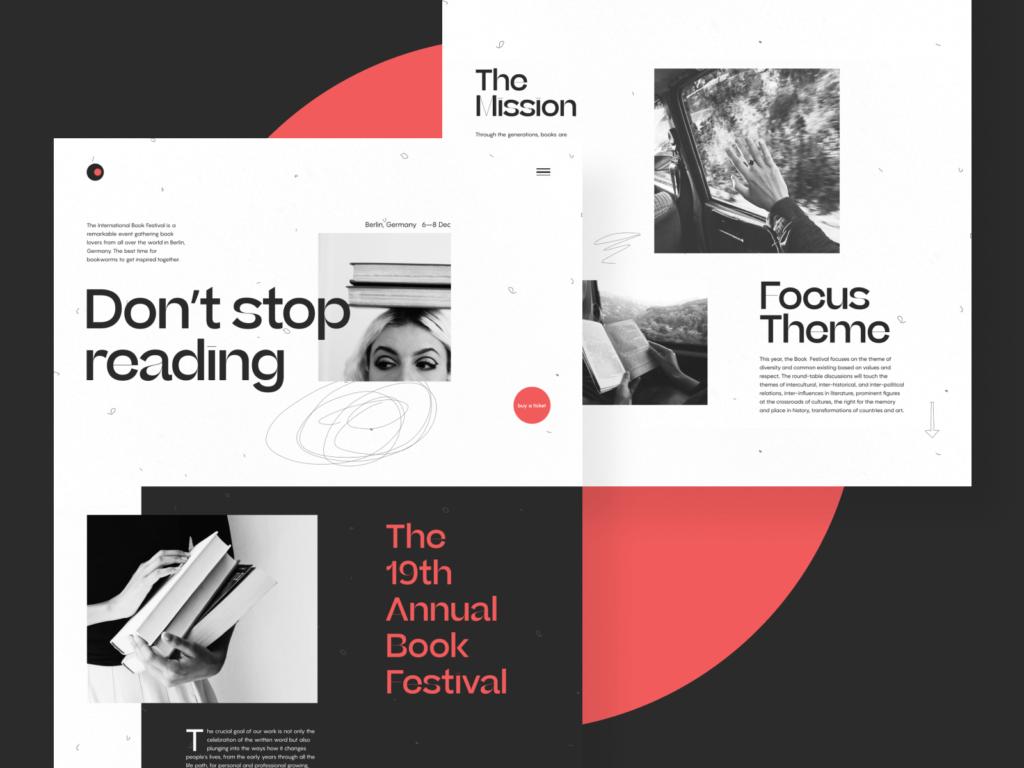 Carta tendencia en diseño UX este 2021: tipografías con sentido