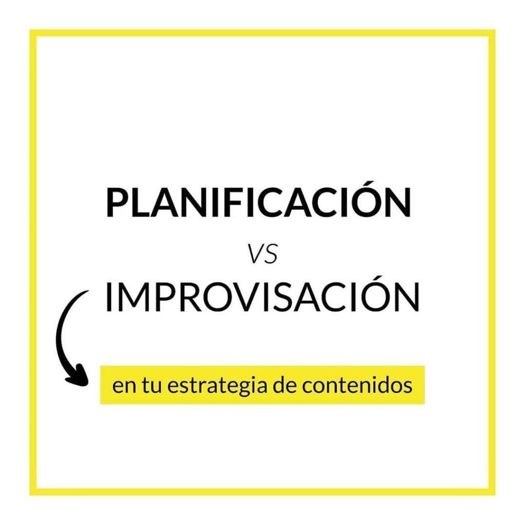 Planificación RRSS