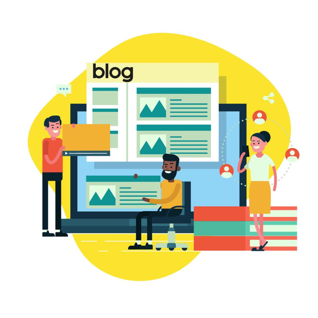 Blog como herramienta de Marketing