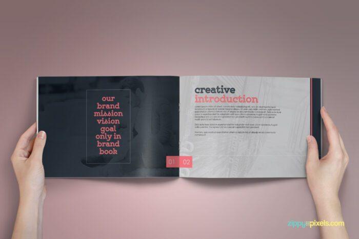 Wjwmplo Manual de identidad corporativa