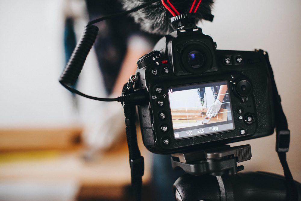 La calidad de la grabación, necesaria en cualquier vídeo
