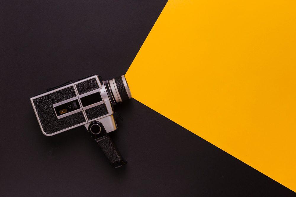 La importancia de una cámara en la grabación de vídeo