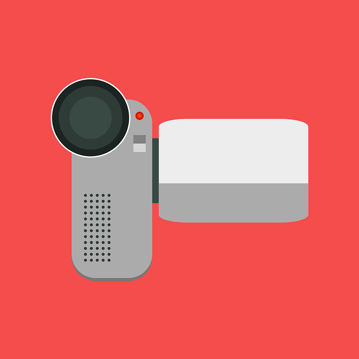cámara video corporativo