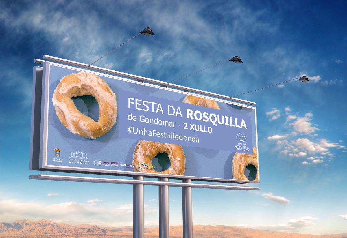 Concello de Gondomar - Fiesta da Rosquilla 2017 (Valla)