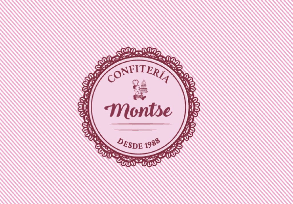 Confitería Montse - Logomarca