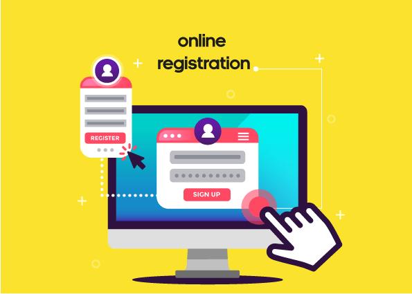 Formulario de registro para permanecer en la mente de tus clientes