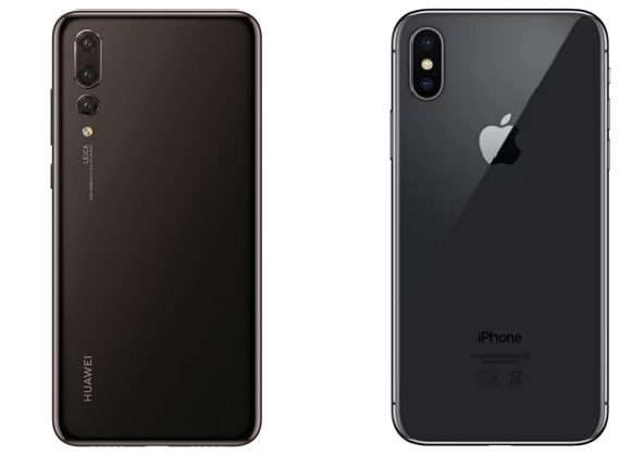 Huawei vs iPhone