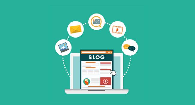 Lanza un blog con contenido de valor