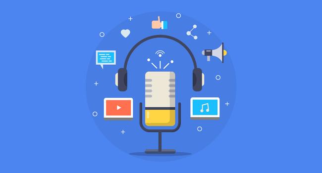 Empieza un podcast de tu temática