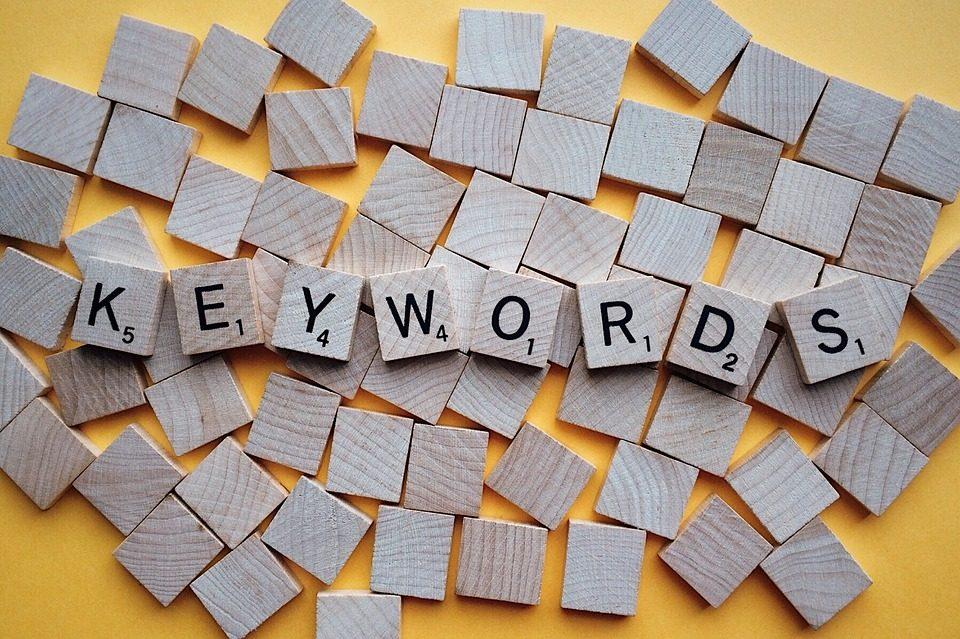 palabra keywords