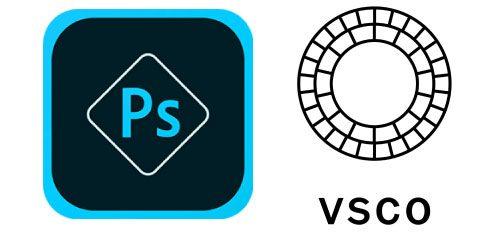 Photoshop vs vsco