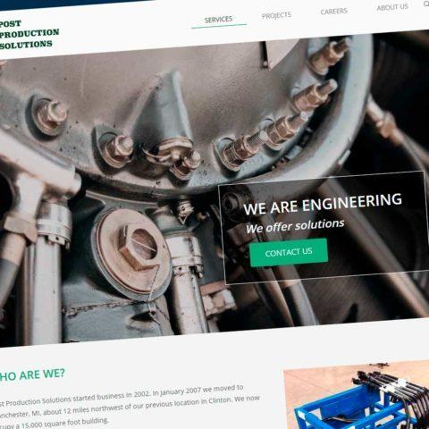 Post Production Solutions - Web Captura
