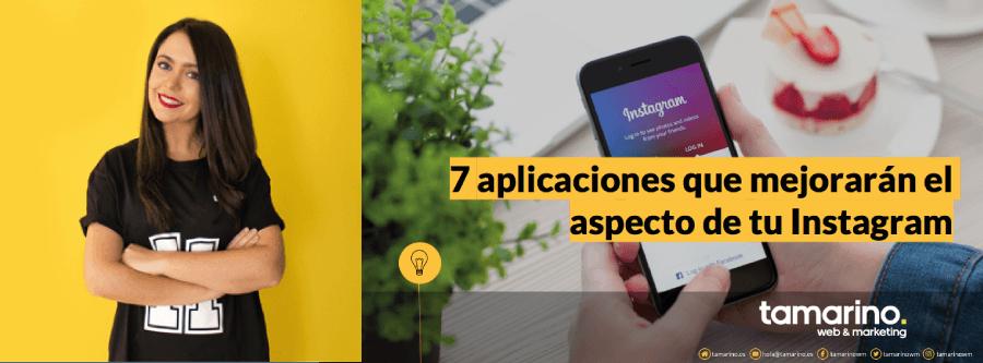 Presentación 10 apps que mejorarán el aspecto de tu Instagram